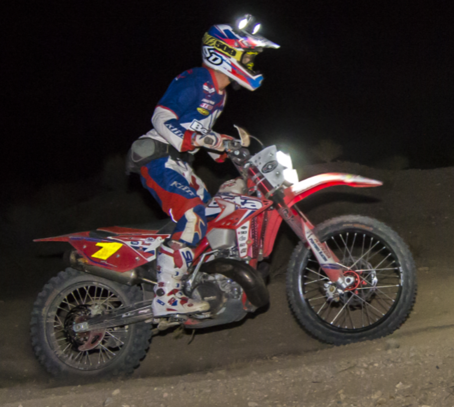 Task racing check out our task racing helmet lights and light bars in action aloadofball Image collections